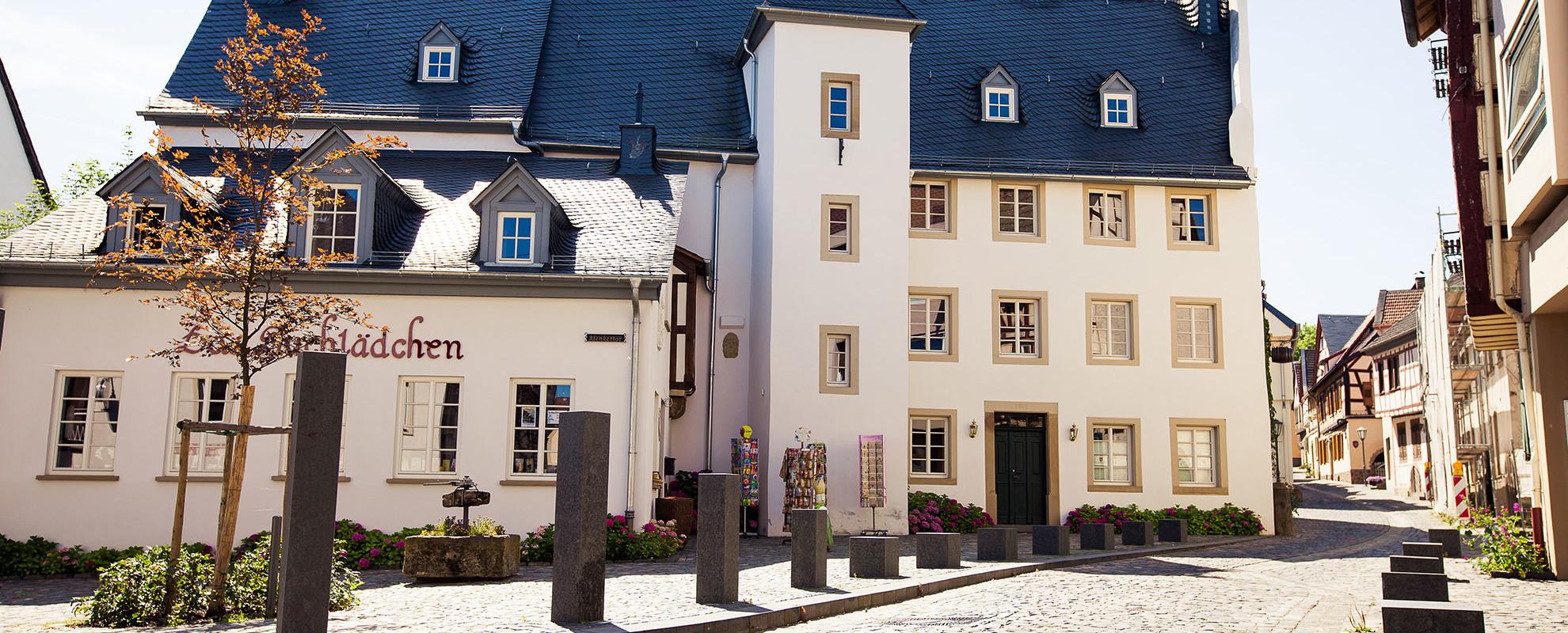 Der Boos von Waldeck'sche Hof