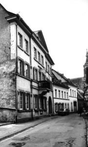 Meisenheim am Glan / Ansicht Fürstenwärter Hof Historie