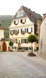 Meisenheim am Glan / Ansicht Gelbes Haus - Amtsgasse