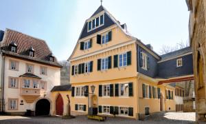 Meisenheim am Glan / Ansicht Gelbes Haus - Untergasse