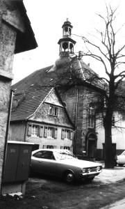 Meisenheim am Glan / Ansicht Lutherische Kirche Historie