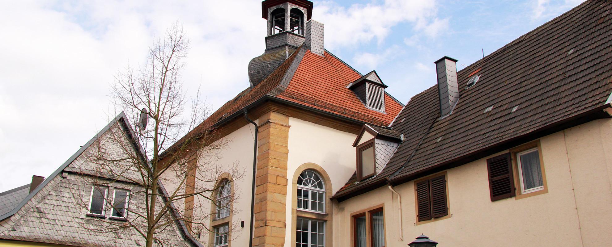 Die Ehem. Lutherische Kirche / Gemeindehaus