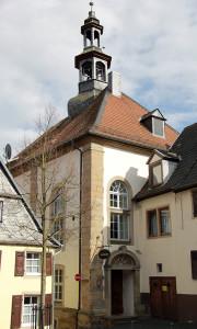Meisenheim am Glan / Ansicht Lutherische Kirche Gemeindehaus