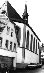 Meisenheim am Glan / Ansicht Katholische Kirche Historie
