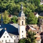 Meisenheim am Glan / Ansicht Katholische Kirche