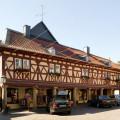 Meisenheim am Glan / Ansicht Markthalle