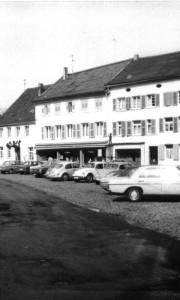 Meisenheim am Glan / Ansicht Rapportierplatz Historie