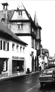Meisenheim am Glan / Ansicht Spätgotisches Rathaus Historie