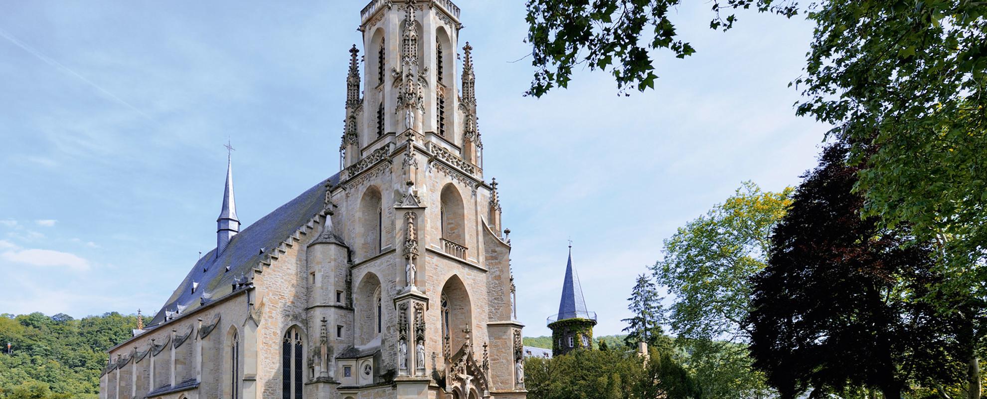 Die Evangelische Schlosskirche