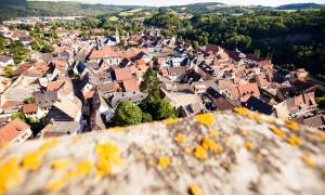 Meisenheim am Glan / Ansicht Stadt
