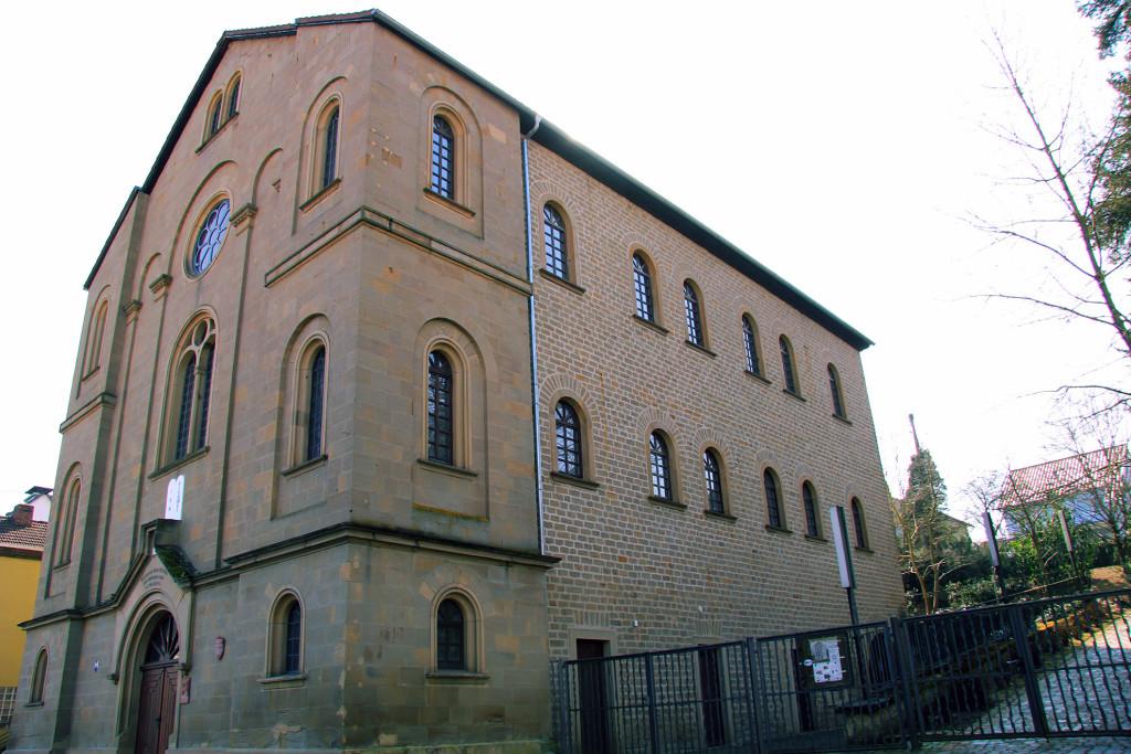 Meisenheim am Glan / Ansicht Ehem. Synagoge