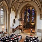 Meisenheim am Glan / Rede von Werner Keym zum Festakt -700 Jahre Stadtrechte- in der Schlosskirche