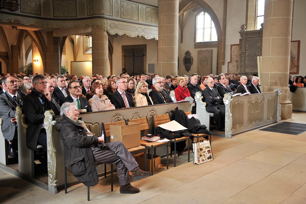Meisenheim am Glan / Festakt -700 Jahre Stadtrechte in der Schlosskirche
