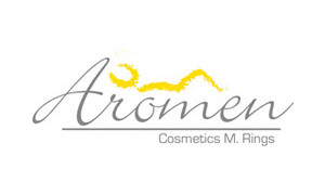 Aromen Cosmetics / Margit Rings / Logo