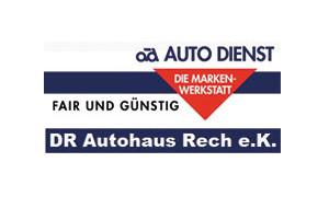 DR Autohaus Rech e.K. / Logo