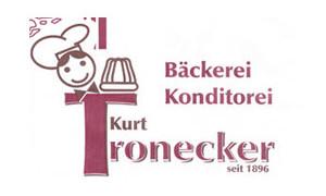 Bäckerei Kurt Tronecker / logo