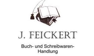 Buchhandlung Feickert / Petra Neumann / Logo