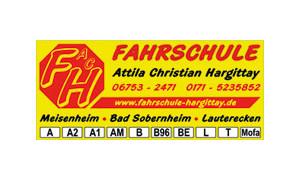 Fahrschule Attila Christian Hargittay / Logo
