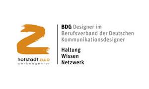 hofstadt zwo werbeagentur GmbH & Co. KG / Logo