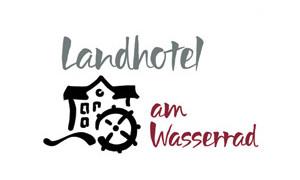 Landhotel am Wasserrad / Logo