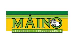 Metzgerei und Frischemarkt Maino / Logo