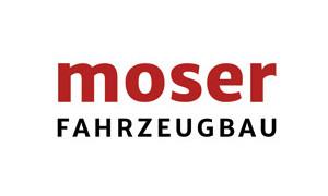 Moser Fahrzeugbau / Logo