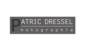 Patric Dressel Photographie / Logo