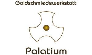 Goldschmiedewerkstatt Palatium / Logo