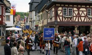 Veldenztag und Heimbacher Brunnenfest 2015